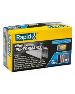 Rapid 28 Series Staples Range