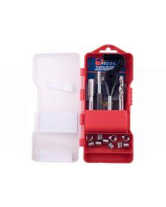 Recoil Metric Thread Repair Kit Extra Fine M12.0 - 1.25 Pitch 10 Inserts