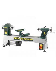 Record Power DML250 250mm (10in) Cast Iron Mini Lathe 375W 240V 15001