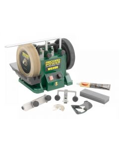 Record Power WG200 200mm (8in) Wet Stone Grinder 160W 240V 33200