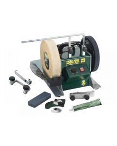 Record Power WG250 250mm (10in) Wet Stone Grinder 160W 240V WG250
