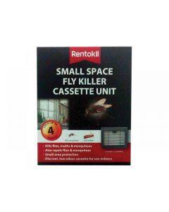 Rentokil Small Space Fly Killer Cassette Unit (Pack 2)