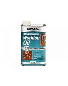 Ronseal Anti-Bacterial Worktop Oil Range