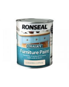 Ronseal Chalky Furniture Paint Range