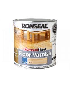 Ronseal Diamond Hard Floor Varnish Range