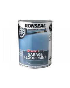 Ronseal Diamond Hard Garage Floor Paint Range