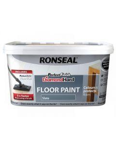 Ronseal Diamond Hard Perfect Finish Floor Paint Range