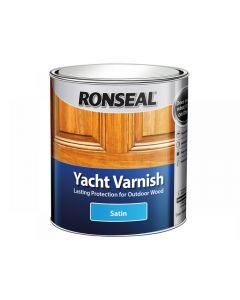 Ronseal Exterior Yacht Varnish Range