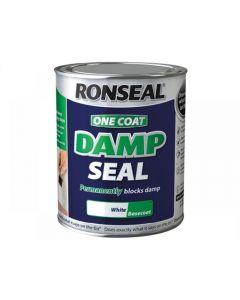 Ronseal One Coat Damp Seal Range