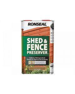 Ronseal Shed & Fence Preserver Range