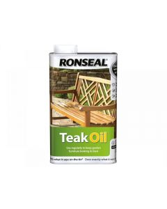 Ronseal Teak Oil Range