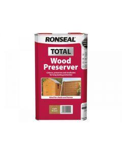 Ronseal Total Wood Preserver Range