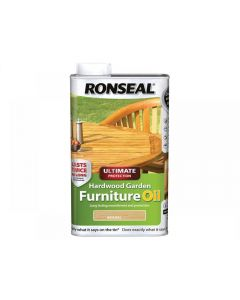 Ronseal Ultimate Protection Furniture Oil Range