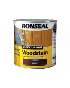 Ronseal Woodstain Quick Dry Range