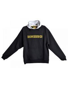 Roughneck Black / Grey Hooded Sweatshirt Range