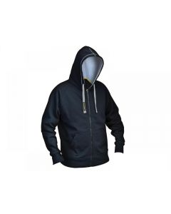 Roughneck Black & Grey Zipped Sweatshirt Range