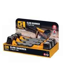 Roughneck Club Hammer Display Tray ROU61502DT