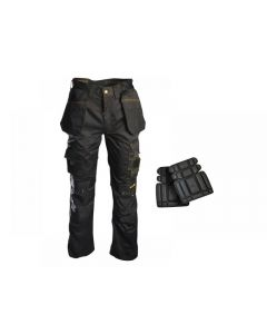Roughneck Holster Work Trouser & Knee Pads Range