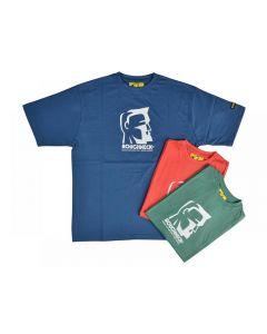 Roughneck T-Shirt Triple Pack Mixed Colours Range