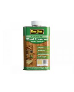 Rustins Advanced Wood Preserver Range