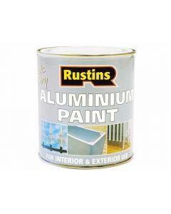 Rustins Aluminium Paint Range