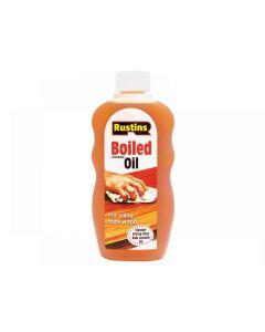 Rustins Boiled Linseed Oil Range