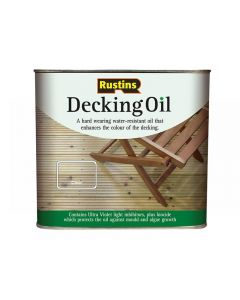 Rustins Decking Oil Range