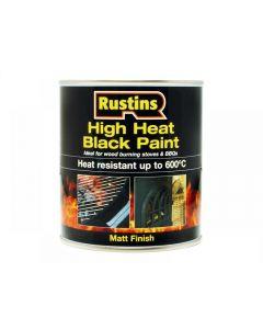Rustins High Heat Paint Range