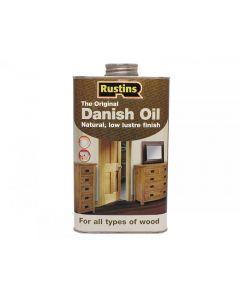 Rustins Original Danish Oil Range