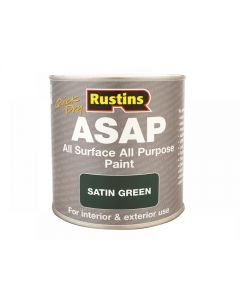 Rustins Quick Dry All Surface All Purpose (ASAP) Paint Range