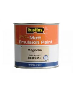 Rustins Quick Dry Matt Emulsion Paint Range