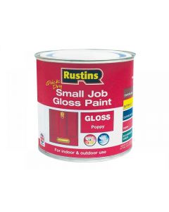 Rustins Quick Dry Small Job Paint Range