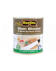 Rustins Quick Dry Stain Block & Multi Surface Primer Range