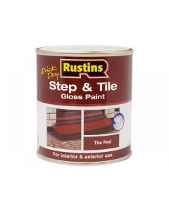 Rustins Quick Dry Step & Tile Paint Gloss Range