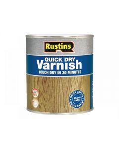 Rustins Quick Dry Varnish Range