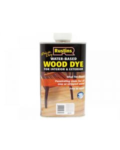Rustins Quick Dry White Wood Dye Range