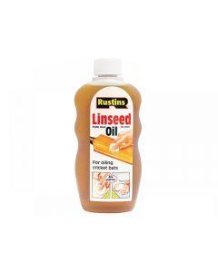 Rustins Raw Linseed Oil Range