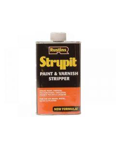 Rustins Strypit Paint & Varnish Stripper Range