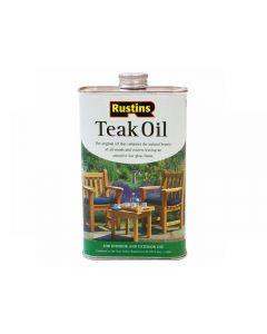 Rustins Teak Oil Range
