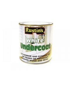 Rustins White Undercoat Range