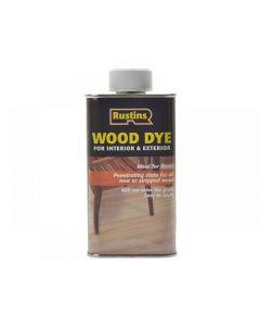 Rustins Wood Dye Range