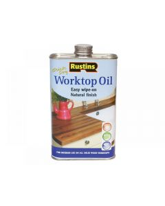 Rustins Worktop Oil Range
