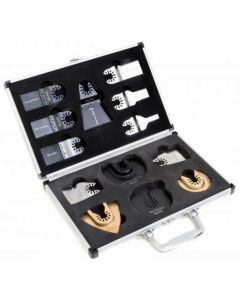 Saxton Blades Multi QR Fit 13 Piece Case Set