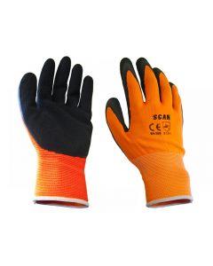Scan Foam Latex Coated Gloves Range