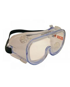 Scan Indirect Vent Safety Goggles 2HAC22C