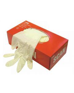 Scan Latex Gloves Range