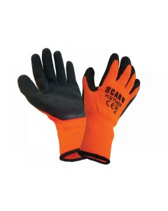 Scan Thermal Latex Coated Gloves Range GRPSCAGLOKSTH5M