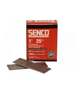 Senco Straight Brad Nails Galvanised 16G Range