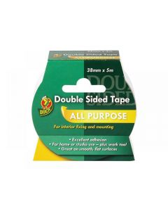 Shurtape Duck Tape Double Sided Tape 38mm x 5m