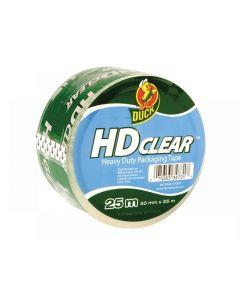 Shurtape Duck Tape Packaging Heavy-Duty 50mm x 25m Clear